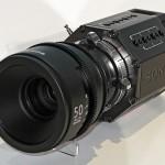 NAB2013-Bildergalerie: Sony zeigt Studien neuer 4K-Kameras