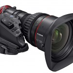 NAB2014: Neue Canon-Zooms für SLS- und 2/3-Zoll-Camcorder