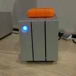 NAB2014: Thunderbolt-Lösungen von LaCie