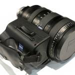 NAB2014: Zeiss-Konzeptstudie Zoomhandgriff
