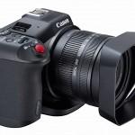 NAB2015: Canon stellt Zwitter-Cam XC10 vor