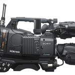 NAB2015: PXW-X320 — XDCAM-Schultercamcorder von Sony