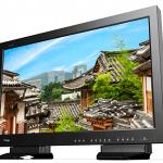 NAB2015: 4K-Monitore von TV Logic, Canon