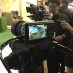 NAB2013-Bildergalerie: Blackmagic zeigt 4K- und Pocket Camera