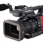 NAB2015-Video: Infos zum 4K-Handheld AG-DVX200