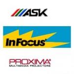 Projektionsmarkt: InFocus und Proxima planen Merger