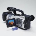 Sony kündigt DCR-VX 2000 an