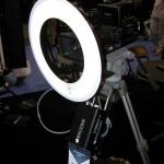 NAB2010: Neues Fluoreszenz-Ringlicht Balcar Roundy