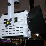 NAB2010: 1.200 W Dedolight Tageslichtscheinwerfer-System
