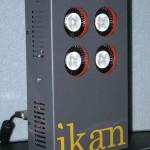 NAB2010: Fernsteuerbares LED-Studiolicht ikan iD400