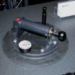 NAB2010: Kupo-Saugnapf mit 16-mm-Zapfen und Kontrollmöglichkeiten