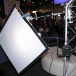 NAB2010: Variabler Lichtdiffusor von Zylight