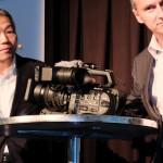 IBC2014: Sony zeigt 4K-Camcorder PXW-FS7 – erste Details