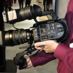 IBC2014: Sony zeigt 4K-Camcorder PXW-FS7
