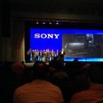 NAB2015: Sony zeigt 2/3-Zoll-4K-Kamera