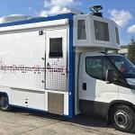 Gearhouse Broadcast Gulf stellt neuen Ü-Wagen vor