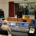 MDR goes IP: Lawo mc² für Hörspielregie Halle