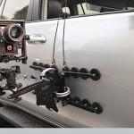 Cloud Mount: Vibrationsdämpfende Montageplattform für Kameras