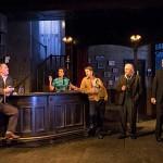 Live-4K: Theaterstück »Hangmen« in 84 britischen Kinos