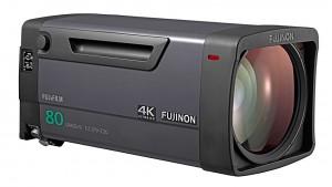 UA80x9, Zoom, Objektiv