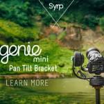 NAB2016: Pan Tilt Bracket für Syrp Genie