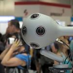 NAB2016: Nokia zeigt VR360-Kamera Ozo
