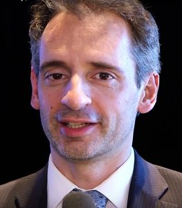Luc Bara, Technical Product Manager bei Panasonic