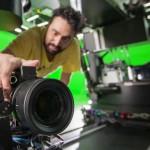 NAB2016: Live-Preview beim Greenscreen-Dreh mit der Handkamera