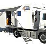 Broadcast Solutions: 4K-Ü-Wagen für Südkorea und Schweiz