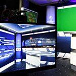 Plazamediarealisiert fürs ZDF die virtuelle Erweiterung des mobilen CL-Studios