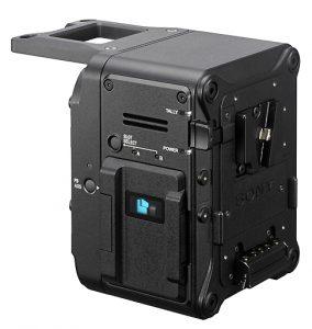 Sony, Recorder, AXS-R7