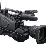 NAB2016-Video: Sony zeigt 4K-Camcorder PXW-Z450 und Updates für FS5