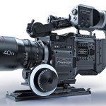 Neue 8K-Kamera DXL von Panavision