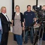 BPM liefert erste Panasonic 4K-Studiokameras an Vision Tools