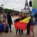 Dimetis Boss im Einsatz bei Euro und Tour de France