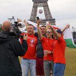 Neben dem Spielfeld: Bildgalerie aus dem Umfeld der Euro 2016