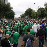 Deutschland-Nordirland: Bildgalerie aus dem Umfeld der Euro 2016