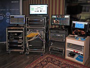Sony, IP, 4K, Live
