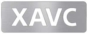 B_0716_XAVC_Logo