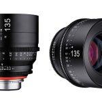 Neues Xeen 135 mm T2.2 Cine Objektiv