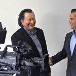 Century 22 investiert in 4K-Studiokameras von Panasonic