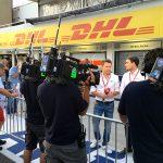 HDwireless: Funkübertragung bei der Formel 1