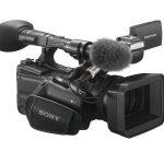 IBC2016-Video: Sony-Camcorder NX5R und Mischer MCX-500