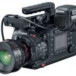 Canon kündigt EOS C700 an