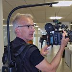 IBC2016: Kamerasupport Easyrig Minimax