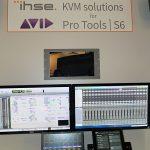 IBC2016-Video: Ihse-KVM-Lösung für Avid S6 Audiokonsole