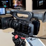 IBC2016-Video: Panasonic 4K-Handhelds AG-UX180 und AG-UX90