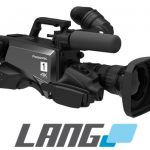 Lang AG investiert in Panasonic 4K-Studiokameras