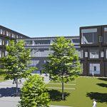 Baubeginn für neuen Hauptsitz von Arri in München