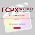 Event in Berlin: FCPXWorld